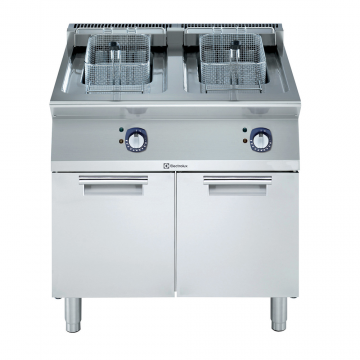Massey Catering - 700XP Two Wells Freestanding Electric Fryer