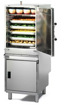 Massey Catering - Atmospheric Steamer 6 x 2/1GN capacity