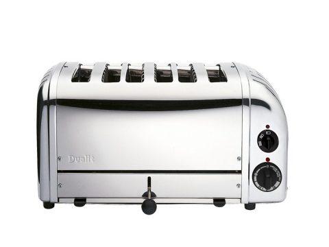 Massey Catering - 6 Slice Bun Toaster