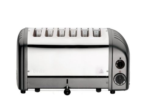 Massey Catering - 6 Slot Classic Toaster