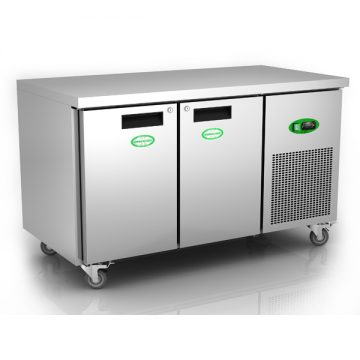 Massey Catering - GEN2100H – 2 Door GN Chiller Counter