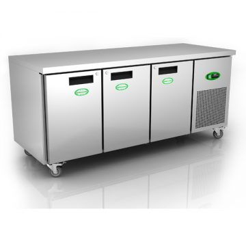 Massey Catering - GEN3100H – 3 Door GN Chiller Counter