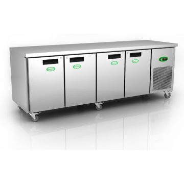 Massey Catering - GEN4100H – 4 Door GN Chiller Counter