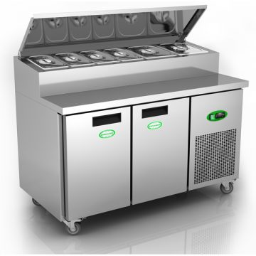 Massey Catering - GPR2700 – 2 Door Prep Counter