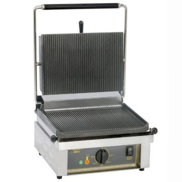 Massey Catering - Cast Iron Contact Grill / Panini Grill