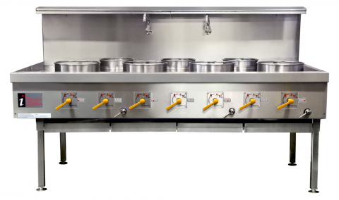 Massey Catering - Chinese Wok Cookers