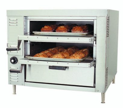 Massey Catering - GP51 Gas Counter Top Deck Oven