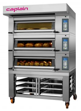 Massey Catering - Modular Deck Ovens