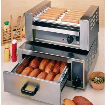 Massey Catering - RG7 Rolling Grill